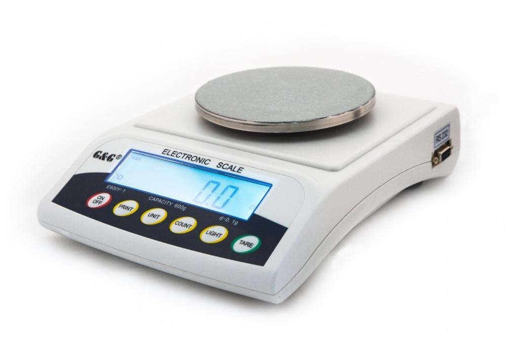 Digitální váha G&G E300Y-1   300g x 0.1g
