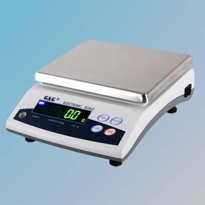 Digitální váha G&G E3000-1   3kg x 0.1g