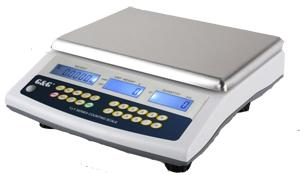 Digitální váha počítací G&G TJ6KY-0.1   6kg x 0.1g
